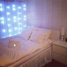 Fantastic idea for soft, gentle or coloured illumination!!!