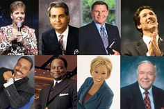 prosperity Preachers.... These people are spiritually starving their flocks and they are millionaires because their flock do not know the word enough to see the truth! Deception!
