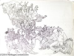 Geof Darrow, my favorite.