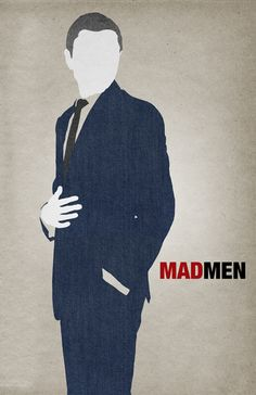 Mad Men - Pete Campbell Poster by The Bear Jedi