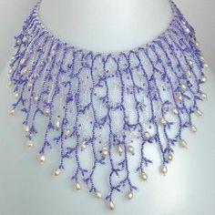 Seed Bead Necklace, Seed Bead Bracelets, Seed Bead Jewelry, Bead Jewellery, Seed Beads, Jewelry Bracelets, Jewelry Scale, Necklace Holder, Fringe Necklace
