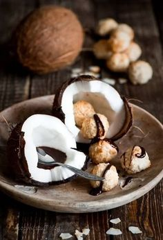 coconuts and chocolate ♡