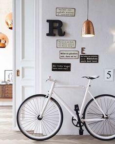 04a8ef6b4 16 melhores imagens de Bicicleta em casa