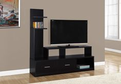 Shop a great selection of Monarch Specialties I 2695 A Display Tower TV Stand, 60 , Cappuccino Brown. Find new offer and Similar products for Monarch Specialties I 2695 A Display Tower TV Stand, 60 , Cappuccino Brown. Living Room Grey, Living Area, Living Room Furniture, Living Spaces, Tv Stand And Panel, Corner Fireplace Tv Stand, Modern Contemporary, Modern Design, Tv Stand Cabinet