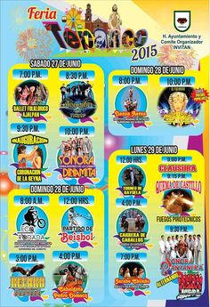 Feria Tepanco 2015