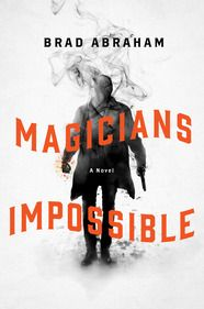 Magicians Impossible. Cover photo copyright Christie Goodwin, all rights reserved