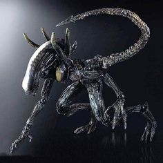 Aliens Colonial Marines Lurker Play Arts Kai Action Figure - Square-Enix - Alien / Aliens - Action Figures at Entertainment Earth
