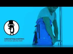 Pacsafe Venturesafe X30 Anti-Theft Adventure Backpack - on eBags.com - YouTube