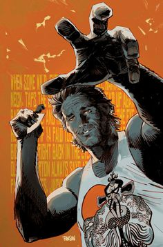 BIG TROUBLE IN LITTLE CHINA #2  Retail Price: $3.99 Authors: John Carpenter and Eric Powell Artist: Brian Churilla Cover Artists: A: Eric Powell  B: Joe Quinones (Connecting) C: Dan Panosian (Incentive)  Before, Jack Burton and Wang had to save Wang's kidnapped-bride-to-be. Now, Wang's the one who's been kidnapped and Jack Burton's back in action! Jack and Egg Shen travel through Chinatown's Black Road and the villains Jack faced before have something new on their mind: REVENGE!