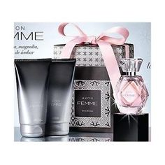 ESTUCHE-DE-REGALO-AVON-FEMME-EAU-DE-PARFUM-FOR-HER-mujer-parfum-women