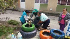 Humedal Jaboque Aguas de Bogotá SA ESP, dentro del contrato No.0979-2013 firmado con la Empresa de Acueducto, Alcantarillado y Aseo de Bogotá, adelantan junto a la comunidad la recuperación de un punto crítico en el brazo aledaño al humedal Jaboque barrio Marandú. Mediante la unidad que se logre entre la comunidad y la empresa, es posible mantener unos humedales libres de residuos sólidos y escombros que depositan allí ciudadanía indisciplinada y carreteros clandestinos.