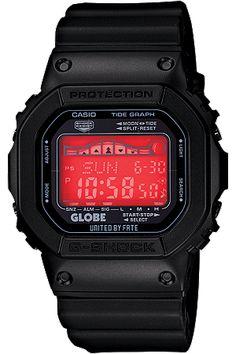 G-Shock Limited Edition Globe X