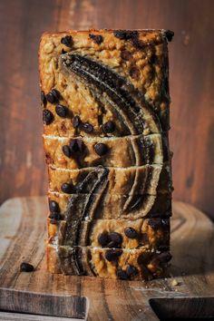 Gesundes Bananen Brot – Banana Cake Bread – jasmins good life Source by helengaese Banana Bread Recipes, Pumpkin Recipes, Paleo Dessert, Bakery Recipes, Cupcake Recipes, Healthy Breakfast Recipes, Healthy Desserts, Banana Bread Brownies, Salads
