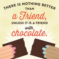 Tomorrow is National Best Friends Day! Celebrate with sweets with your bff. ;)