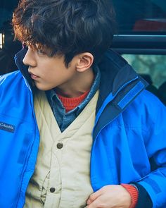NamJooHyuk for Columbia Sportwear Korea Collection Asian Actors, Korean Actors, Nam Joo Hyuk Wallpaper, Jong Hyuk, Lee Jong, Joon Hyung, Kim Book, Bride Of The Water God, Ahn Hyo Seop