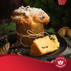 Csodás olasz karácsonyi sütemény következik Muffin, Baking, Food, Bakken, Muffins, Meals, Backen, Cupcakes, Yemek