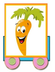 Autumn Activities, Activities For Kids, Vegetable Cartoon, Preschool, Vegetables, Fruit, Children, Educational Activities, Trendy Tree