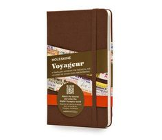 Moleskine Voyageur Notebook