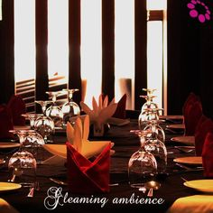 Experience an ever vibrant ambience at #Pageone #restaurant.