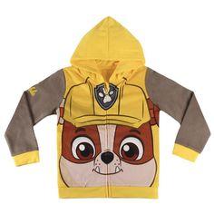 Sweatshirt mit Reißverschluss 3-8 Jahre Paw Patrol aus Großhandel und Import