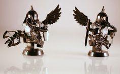 Valkyrie Assassin Custom Lego Minifigure