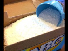 Easy and Cheap Homemade Laundry Detergent