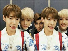 7.28.16 Vyrl Update with NCT127 and Doyoung, Haechan and Winwin