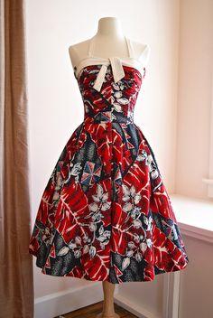Pretty Outfits, Pretty Dresses, Beautiful Dresses, Vintage Fashion 1950s, Retro Fashion, Club Fashion, Vintage Style, Vintage Dresses, Vintage Outfits