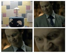 My name is Mark Gatiss and I WILL kill again!