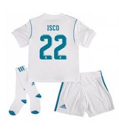 Real Madrid Home Mini Kit with Asensio 20 printing: Real Madrid Home Mini Kit with Asensio 20 printing with Asensio Neymar, Messi, Real Madrid Gareth Bale, Bale 11, Toni Kroos, Cheap Online Shopping, Isco, Barista, Ronaldo