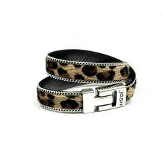Josh ® dubbele panter armband 18189 35,50