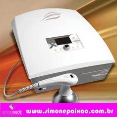 Velox, recente equipamento utilizado nos procedimentos estéticos da Clínica de Estética Simone Paixão.