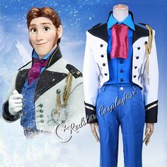 Hey, I found this really awesome Etsy listing at https://www.etsy.com/listing/191984644/frozen-prince-hans-movie-cosplay-costume