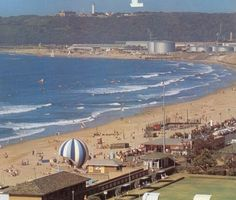 Before And After Pictures of Apartheid Beaches in South Africa (17 Photos)