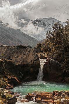 Mountain monkeys: Peru - Cordillera Blanca