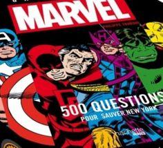 Marvel - Grand Quiz Marvel