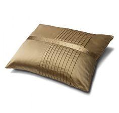 Pleated Stud Cushion
