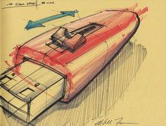 Sketches by MARSHALL FORCUM - Industrial Designer at Coroflot.com