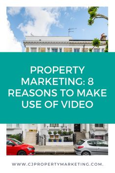 From increased engagement to building trust with your real estate clients, find our why video is a must-have part of your property marketing strategy. Marketing Tactics, Marketing Plan, Real Estate Marketing, Sell Property, Property Listing, Modern Properties, Marketing Techniques, Real Estate Business, How To Plan