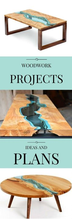 Woodwork: Projects-Plans-Ideas http://vid.staged.com/mnvr Inspiration For Your Next DIY Project