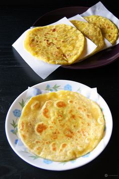 A Indian dish with Mutiple name. Depending on the Indian State you are in, it is called by one of these names Bobbatlu / Holige / Obbattu / Puran Poli / Pooran Poli. It is basically a delicious sweet stuffed bread with the stuffing made from dal.
