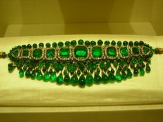 The Jewels of the Nizams of Hyderabad State are the largest and richest collection of jewels in India. -wiki