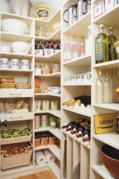94 Best Pantry Images On Pinterest Kitchen Cupboards Pantries And