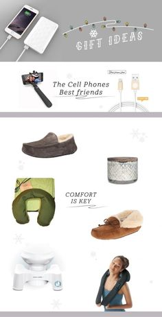 Gift Ideas you may not have thought of!
