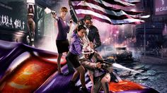 97 Saints Row HD Wallpapers | Backgrounds - Wallpaper Abyss