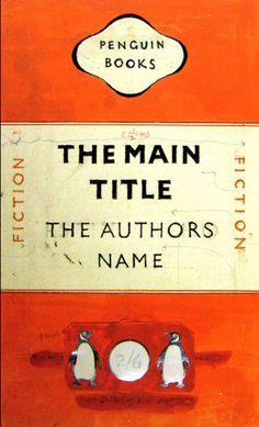 Jan Tschichold for Penguin Books