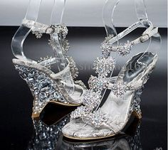TOP-quality new style Rhinestone shoes wedding shoes birde shoes sandal shoes for size:34-40