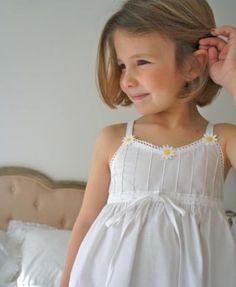 Colombian Nina   Camisones para niñas y pijamas artesanales ! preciosos! El desván de ...