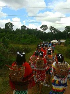 Arowak indian, Suriname