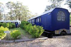 Royal Train Carriage (Pokolbin, Australia) - The World's Most Amazing Airbnbs - Photos
